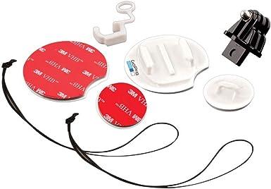 GoPro Sufboard Mount - Packs de Soporte con Adhesivo para cámara GoPro, Color Negro: GOPRO: Amazon.es: Deportes y aire libre