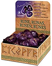 Amethyst Runes Bookshelf Edition