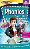Phonics - Vols. 1 & 2 - Audio CDs & Book by Rock 'N Learn