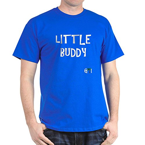 CafePress Little Buddy - 100% Cotton T-Shirt