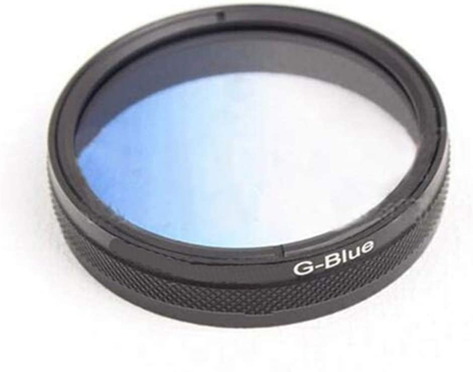 YTGOOD Sprite 3//4 General Filter Polarizer Graduated Blue