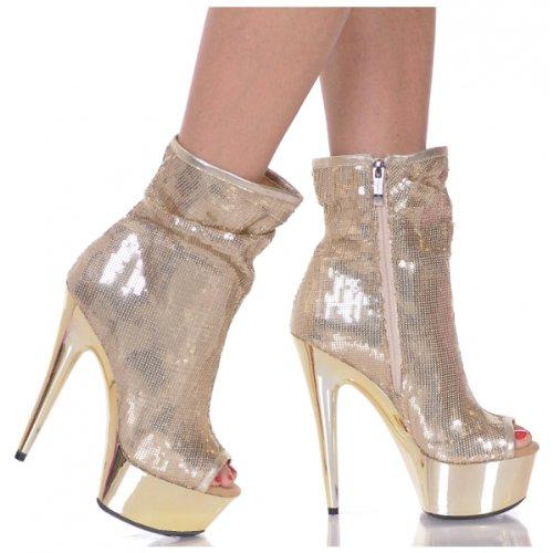 The Highest Heel Women