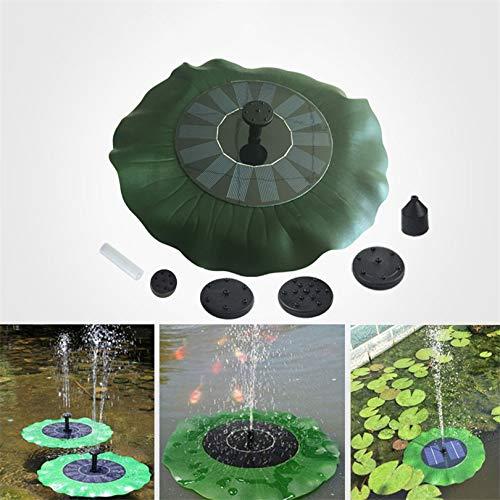 Best Pump For Aquarium Gardens - MASO Solar Pond Fountain Pump Solar