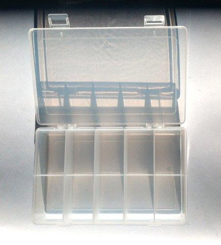 Teton Falls Ruger BX-1 Magazine Plastic Case for 10 10/22 BX1 - Fits Takedown Bag - Holds 700 22LR (Best Case For Ruger 10 22)