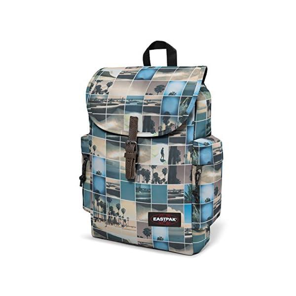 Eastpak Austin, Zaino Casual Unisex, Multicolore (Sky Filter), 18 liters, Taglia Unica (42 centimeters) 4 spesavip