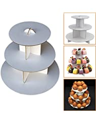 Amazon Com Cupcake Stands Home Kitchen