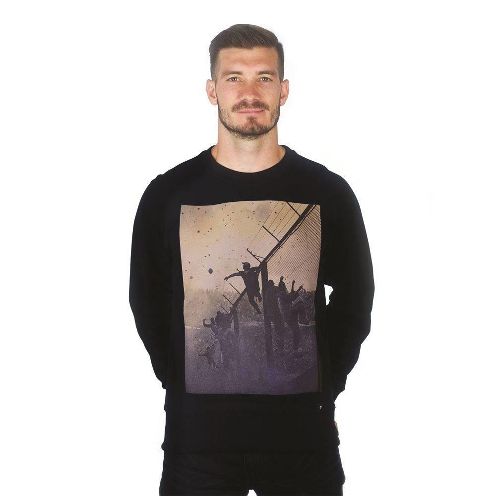 Copa Hinchas Sweater - Schwarz