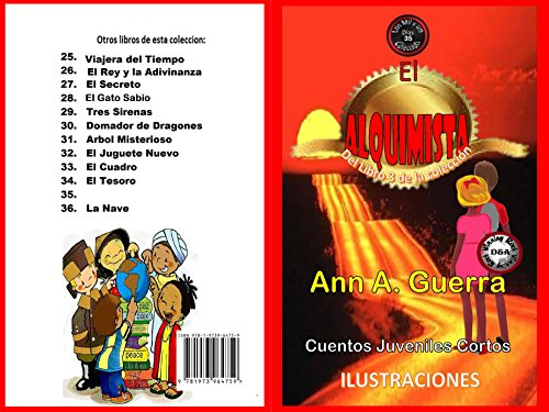 El Alquimista (Los MIL y un DIAS: Cuentos Juveniles Cortos: Libro 3 nº