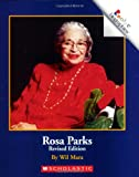 Front cover for the book Rosa Parks by Wil Mara