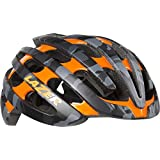 Lazer Z1 Helmet: Matte Black/Camo Flash Orange, SM