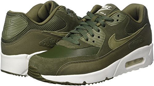 the best attitude 55415 312ff Amazon.com   Nike Air Max 90 Ultra 2.0 LTR Mens 924447-300 Size 9   Fashion  Sneakers