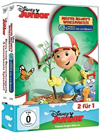 Disney Junior Pack 06 [Alemania] [DVD]: Amazon.es: Wayne Allwine ...