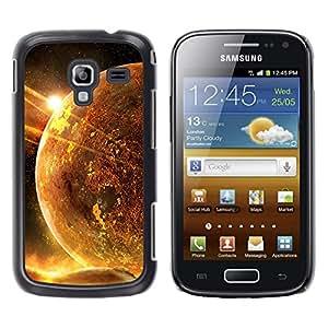 Stuss Case / Funda Carcasa protectora - Spiral Beams Of Illumination - Samsung Galaxy Ace 2