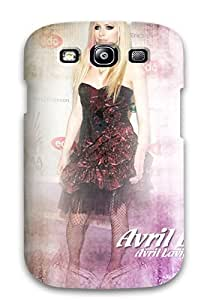 MaritzaKentDiaz Case Cover Protector Specially Made For Galaxy S3 Avril Lavigne