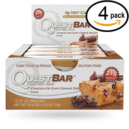 quest chocolate chip cookies - 5