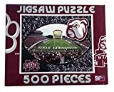 R and R Imports Mississippi State Bulldogs 500 Piece Jigsaw Puzzle