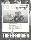 1967 Tree Farmer FB67 Logging Buncher Brochure Canada