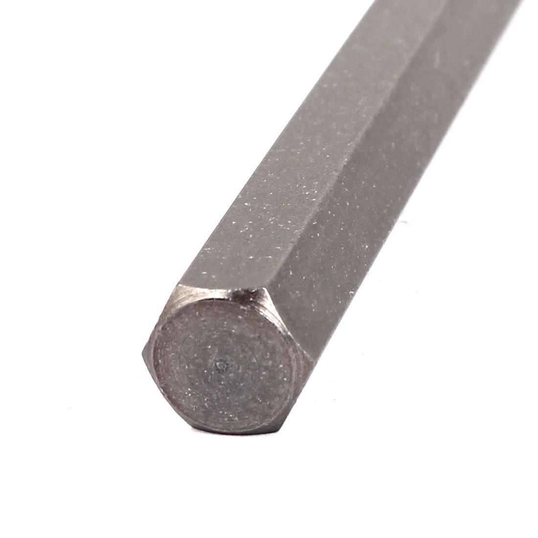 eDealMax 100 mm Longitud 10 mm Punta hexagonal magnética punta de ...
