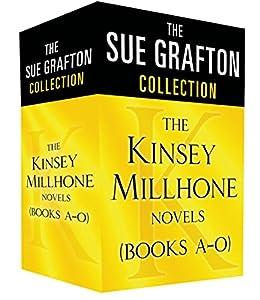 The Sue Grafton Collection: The Kinsey Millhone Novels (Books A-O) (Kinsey Millhone Alphabet Mysteries) de [Grafton, Sue]