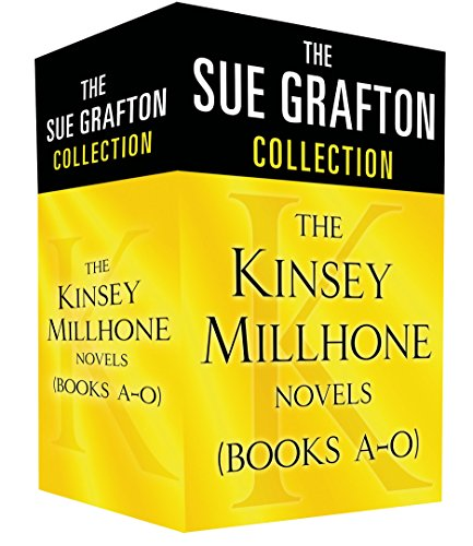 The Sue Grafton Collection: The Kinsey Millhone Novels (Books A-O) (Kinsey Millhone Alphabet Mysteries) (Kinsey Collection)