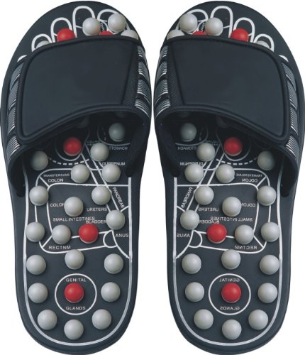 Massage Orthotic Reflexology Sandals Acupressure