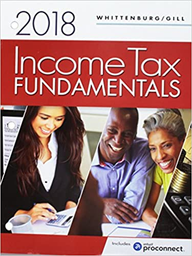 Income Tax Fund.2018 (Ll) W/Cengagenow