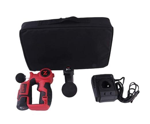Amazon.com: Massage Gun - Red ZAPP Chiropractic Massager ...