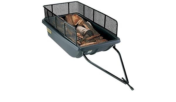 Amazon Com Moose Racing Cargo Tub Sled Tow Bar Automotive