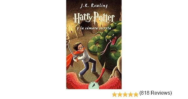 Harry Potter y la Cámara Secreta: Amazon.es: Rowling, J.K.: Libros