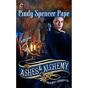 Ashes & Alchemy Hörbuch