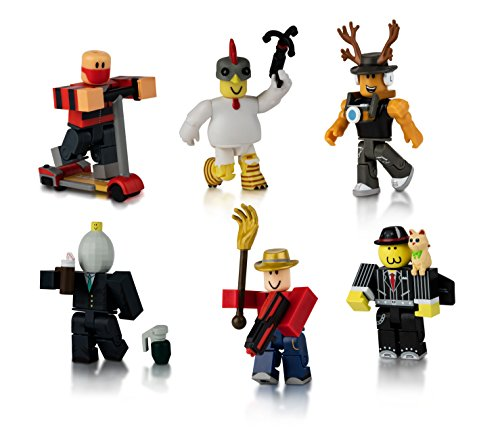 Roblox Masters of Roblox, 6 Action Figures Pack