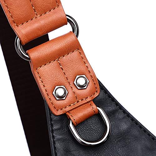 Air Messenger À Épaule Business Pu Multifonction noir De Mode Sac Shanzwh Masculine Cuir Dos Sports Plein Bandoulière OBWYZnwqxP