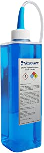 Koolance LIQ-702BU-B 702 Liquid Coolant, High-Performance, UV Blue, 700ml (24 fl oz)