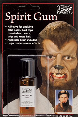 Mehron Carded Spirit Gum, 0.25 oz for $<!--$3.75-->