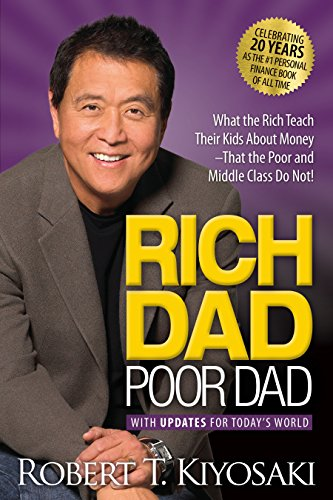 Book cover for Rich Dad Poor Dad