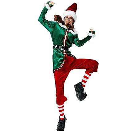 Adult Jester Elf Costume