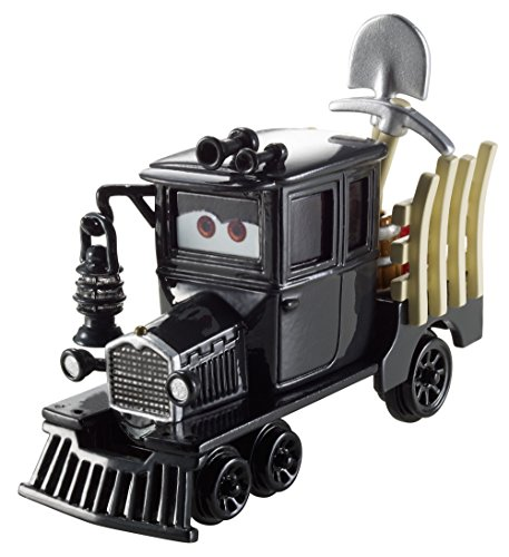Disney/Pixar Cars Diecast Galloping Geargrinder - Collectible Car Train