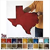 Texas metal wall art – Choose 10″, 17″ or 23″ wide – Handmade – Choose your patina color and Any USA State Review