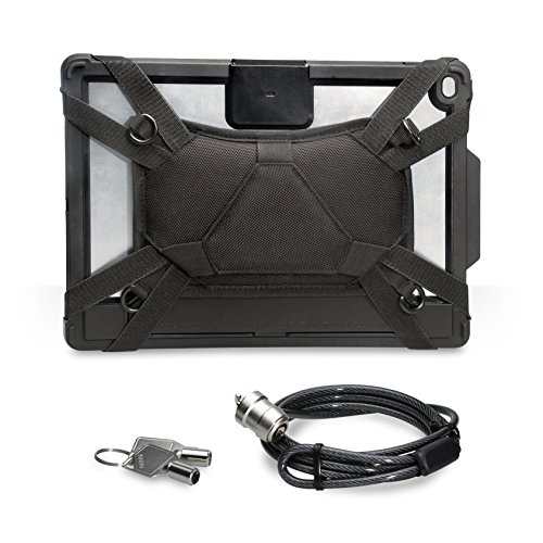 CTA Digital Security Carrying Case with Kickstand and Ant...