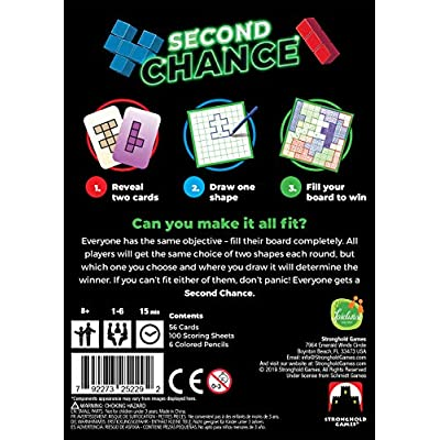 Indie Boards and Cards Second Chance 2nd Edition: Toys & Games