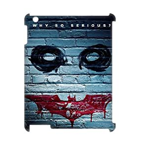 Wlicke Batmen New Style Durable Ipad2,Ipad3,Ipad4 3D Case, Personalized Protective Case for Ipad2,Ipad3,Ipad4 with Batmen