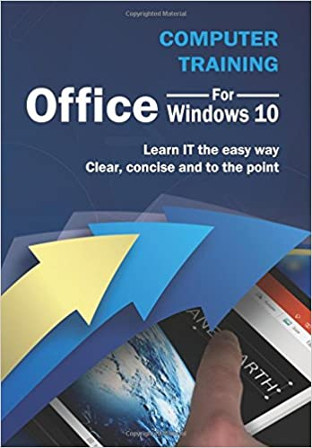 Book Computer Training: Office for Windows 10