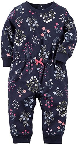 carters-baby-girls-flowering-shrubs-coverall-navy-24-months