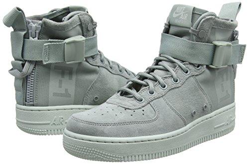 Pumice Gimnasia Grey De Zapatillas Gris Para Af1 006 light barely Sf Mujer Nike Pumice Mid light W RYxHPwqF