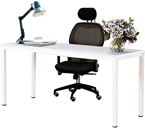 Need Computer Desk 63 inches Large Desk Writing Desk