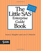 The Little SAS Enterprise Guide Book Front Cover