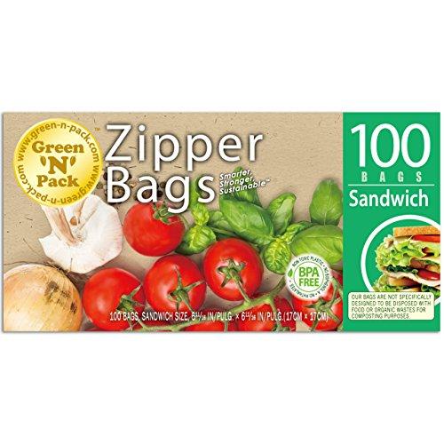 Eco Friendly Plastic Food Bags - 4