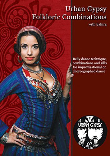 Urban Gypsy Folkloric Combinations DVDs