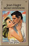 Secret Intentions, Jean Hager, 0440176328