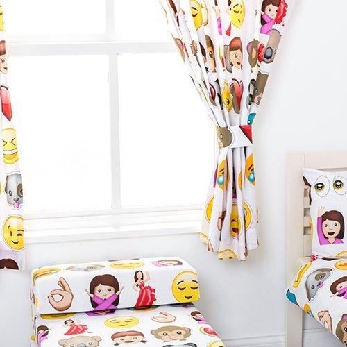 Children\'s Bedroom Nursery Ready Made Curtain Pair 66\